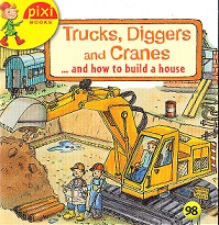 Picture of MB- TRUCKS, DIGGERS AND CRANES