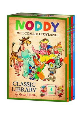 Picture of Noddy Classic Library:Welcome to Toyland