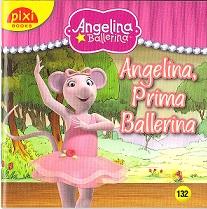 Picture of Pixi #132 Angelina Prima Ballerina