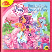 Picture of Pixi #138 My Little Pony: Pinkie Pie's Special Day