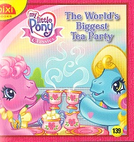 Picture of Pixi #139 My Little Pony: World's Biggest Tea Party