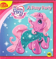 Picture of Pixi #143 My Little Pony: A Pony Party