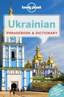 Picture of Lonely Planet Ukrainian Phrasebook & Dictionary