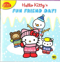 Picture of Pixi Hello Kitty's Fun Friend Day!