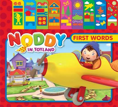 Picture of Noddy Tabbed Board Book: First Words