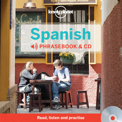 Picture of Lonely Planet Spanish Phrasebook