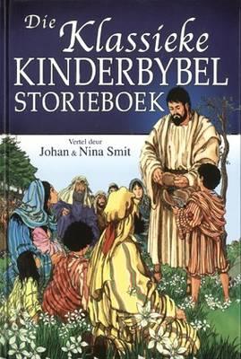 Picture of Die klassieke kinderbybel-storieboek