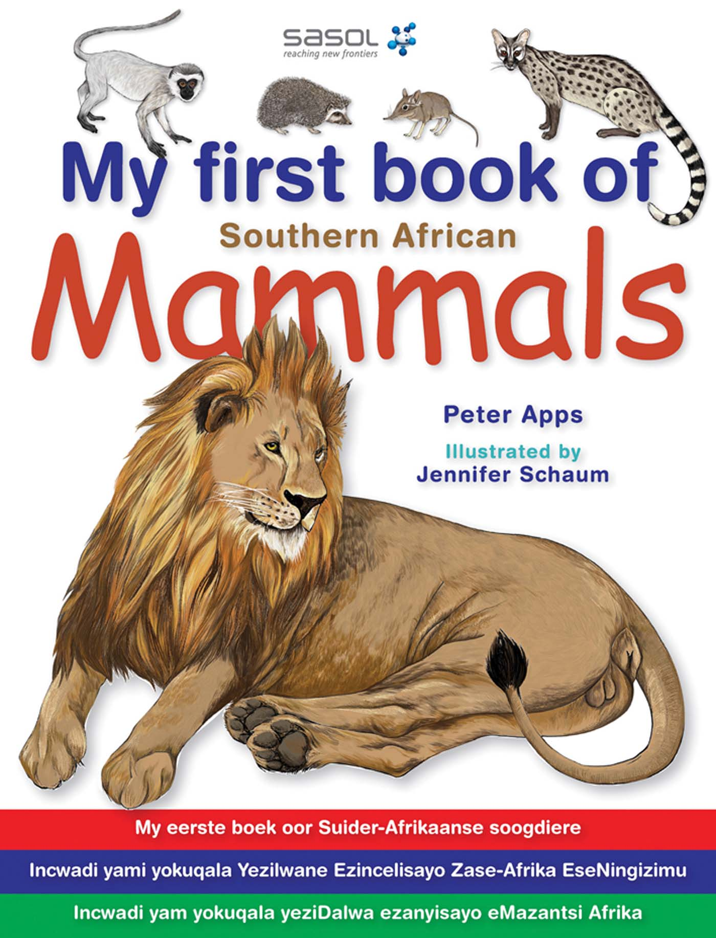 Picture of My first book of mammals