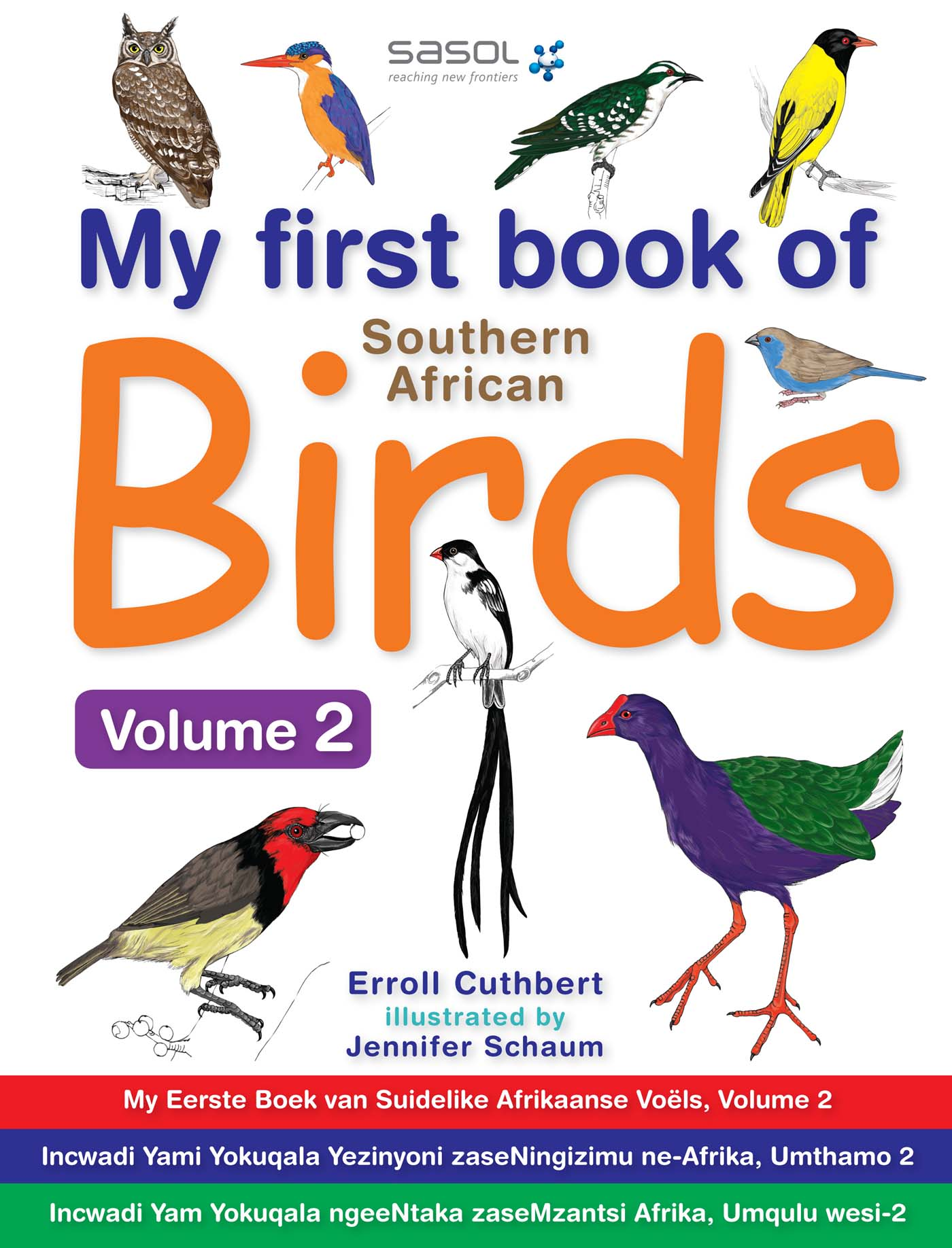 Picture of My First Book of Southern African Birds: Vol 2