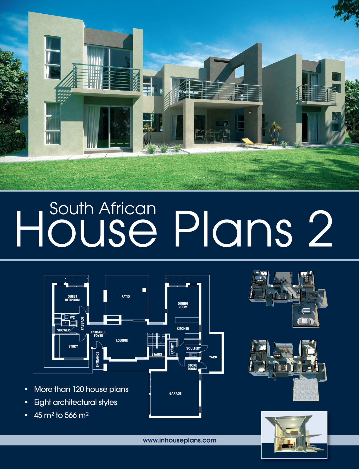 Picture of South African house plans 2