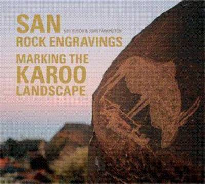 Picture of San rock engravings