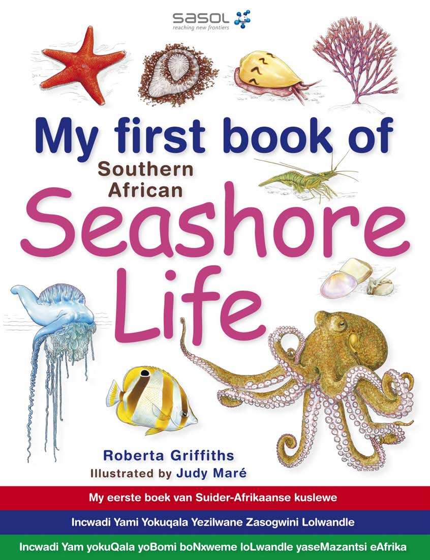 Picture of My first book of Southern African seashore life
