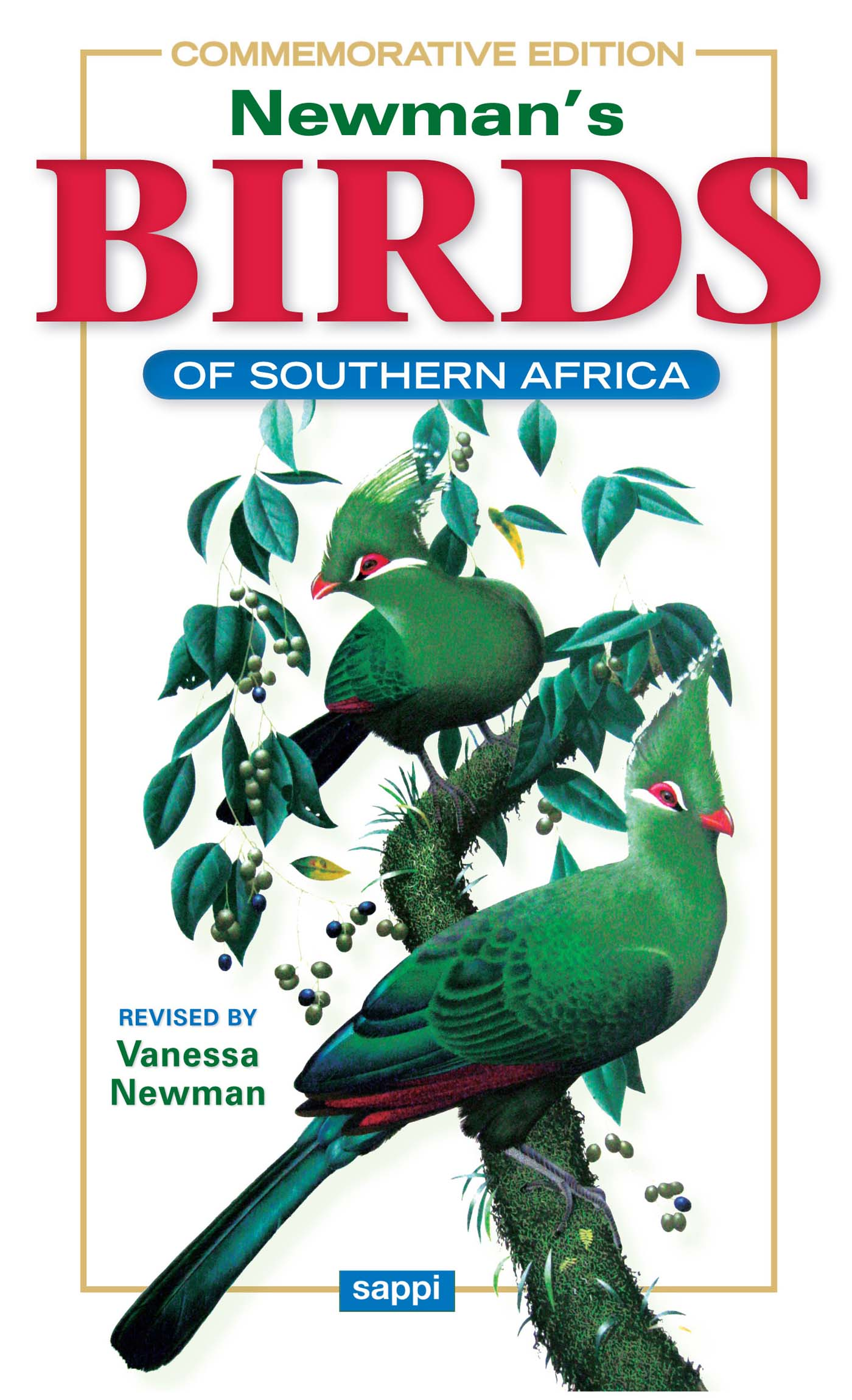Picture of NewmanÆs birds of Southern Africa