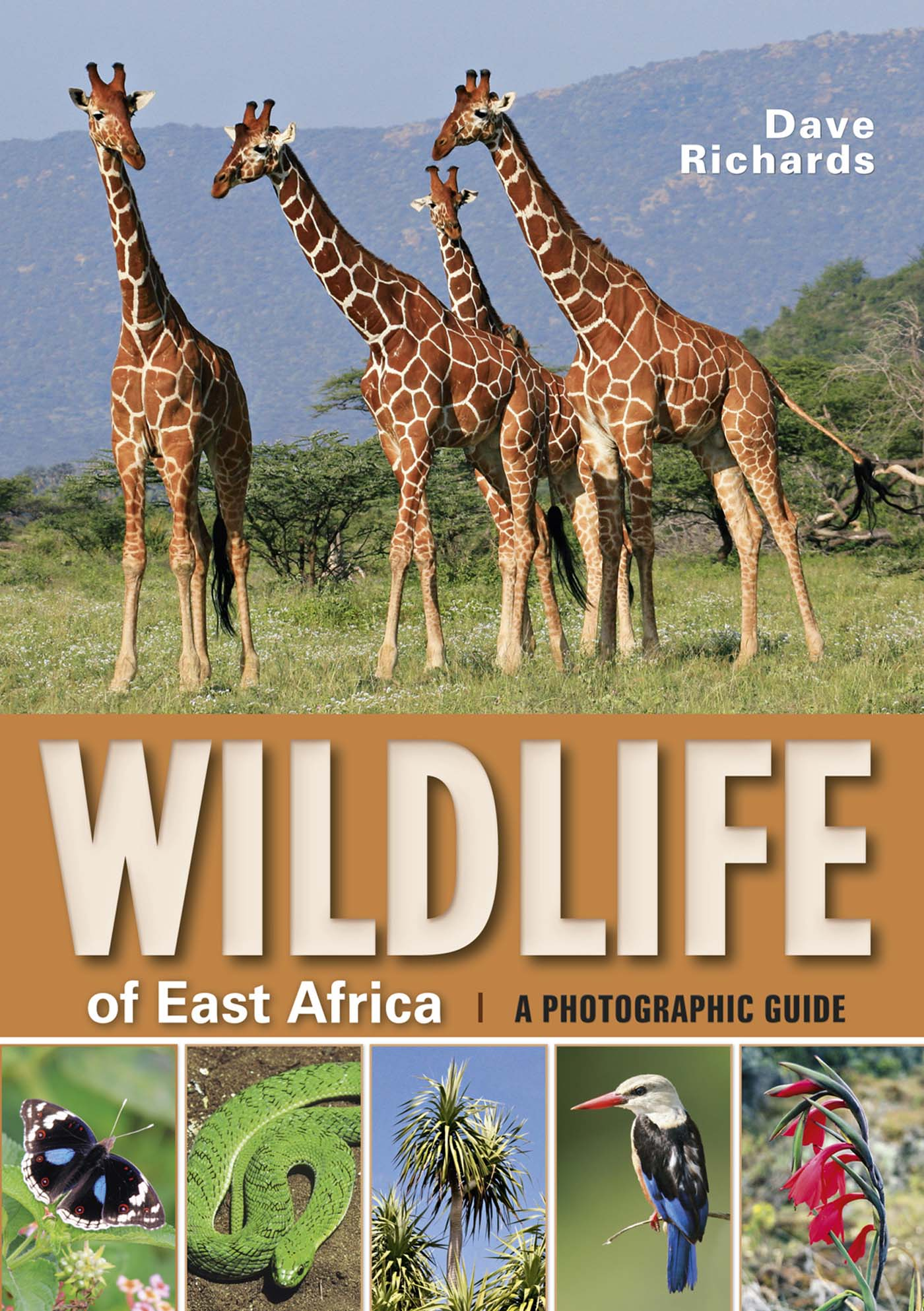 Picture of Wildlife of East Africa: A Photographic Guide