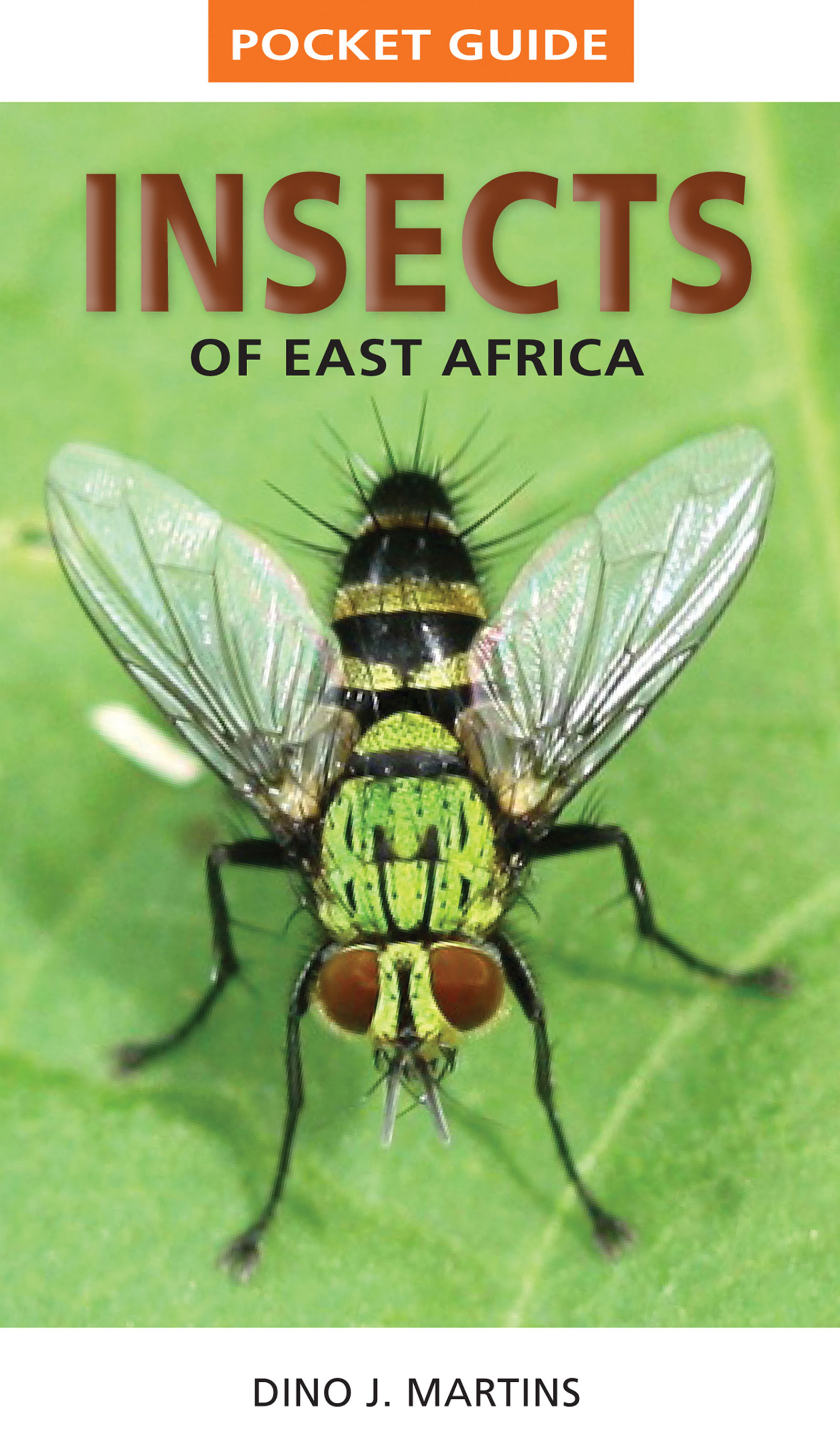 Picture of Pocket Guide Insects of East Africa