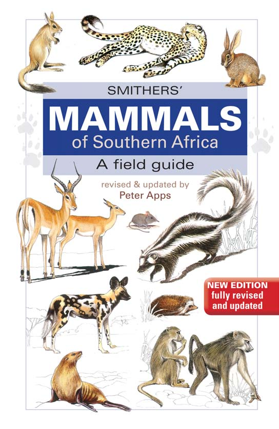 Picture of Smithers' mammals of Southern Africa