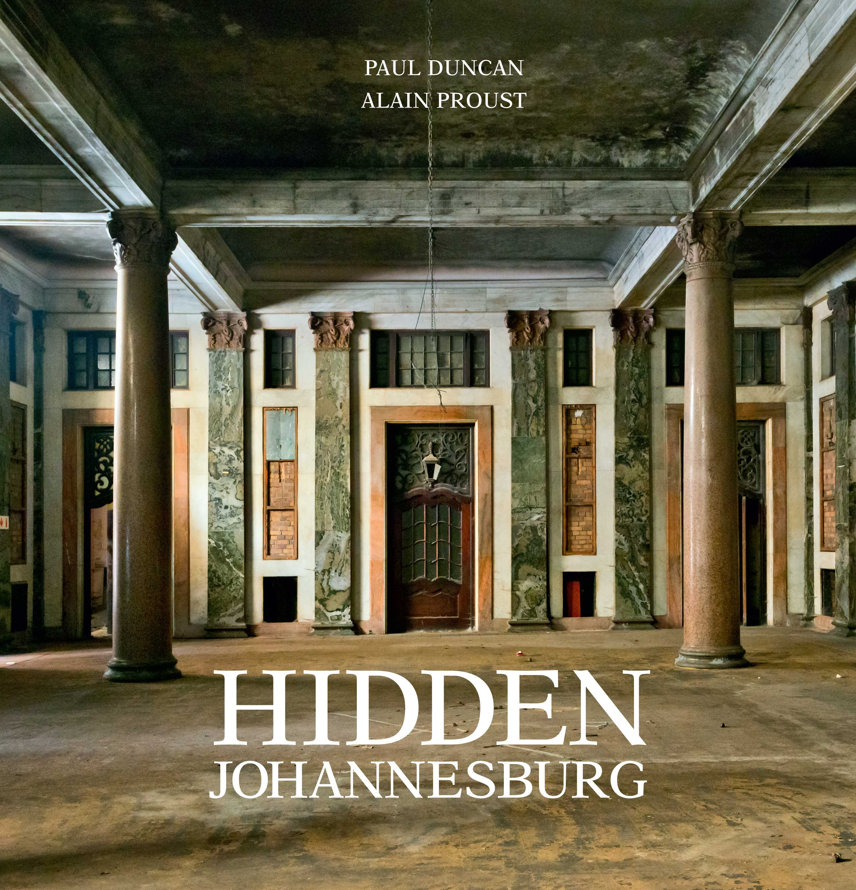 Picture of Hidden Johannesburg
