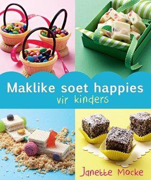 Picture of Maklike soet happies vir kinders