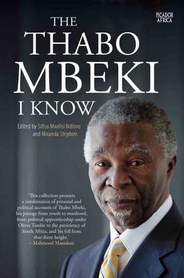 Picture of The Thabo Mbeki I know
