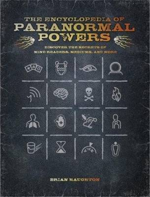 Picture of The encyclopedia of paranormal powers