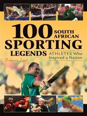 Picture of 100 South African Sporting Legends