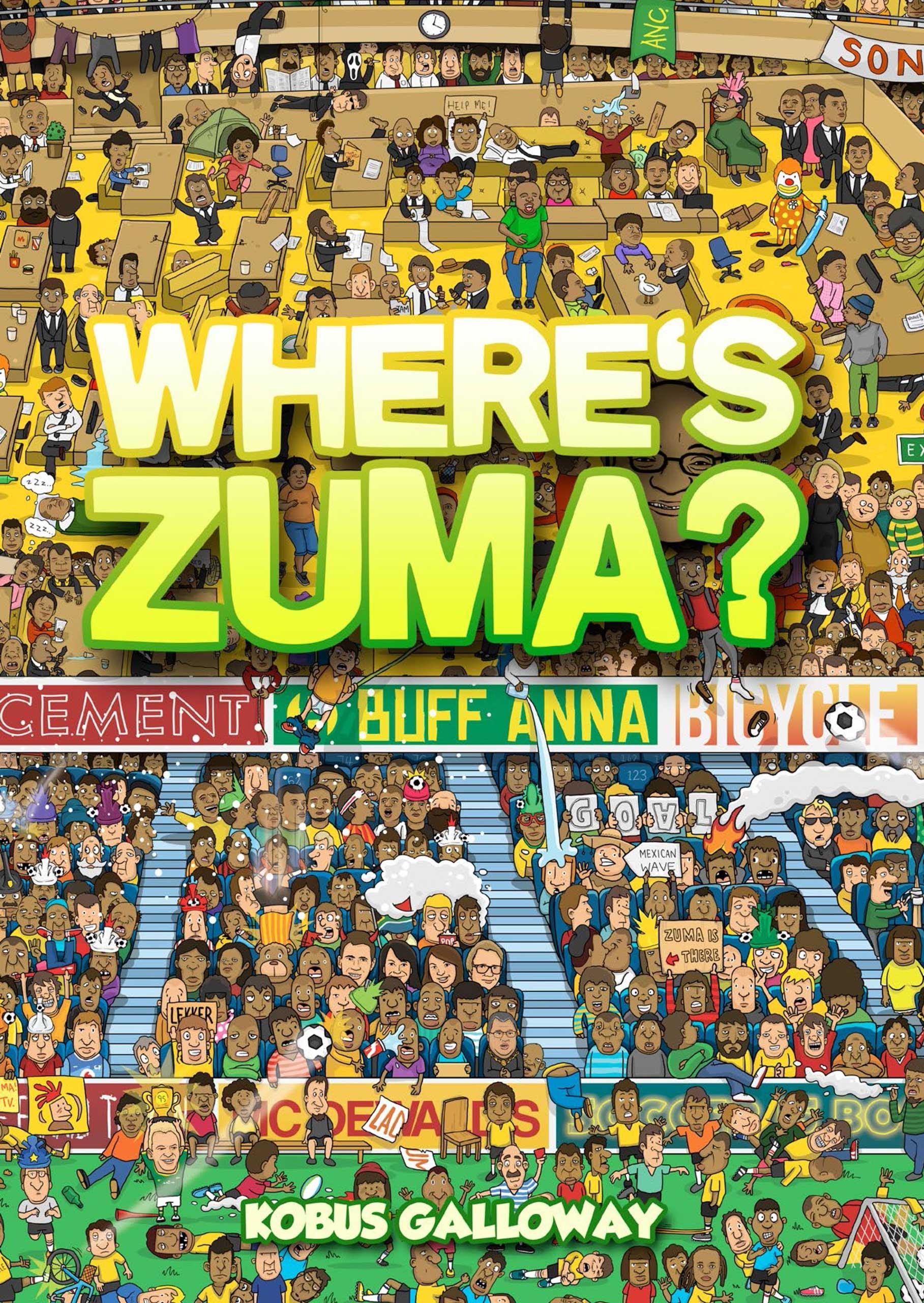 Picture of Where's Zuma?