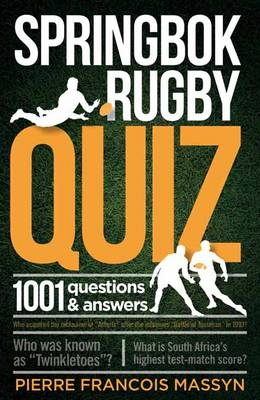 Picture of Springbok rugby quiz