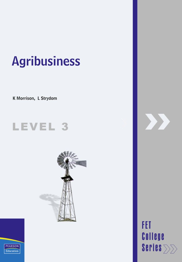 Picture of Agri-Business: FET level 3: Textbook