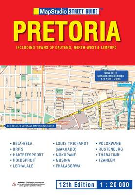 Picture of Street guide Pretoria