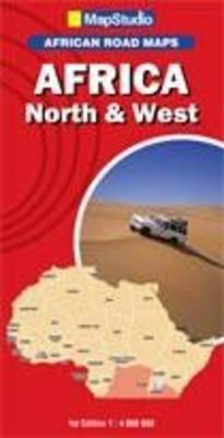 Picture of Road map North & West Africa