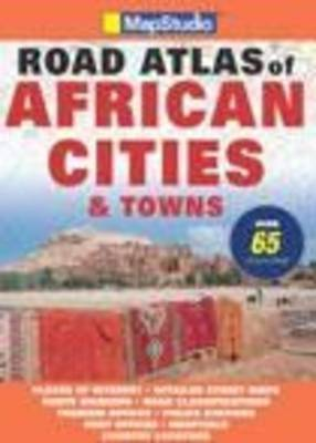 Picture of Road atlas African cities & towns