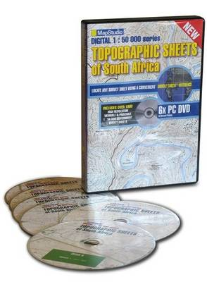 Picture of Topographic sheets of South Africa