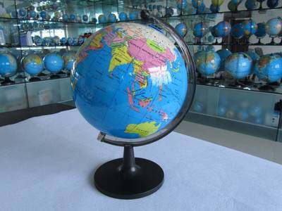 Picture of Mini globe political
