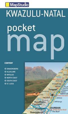 Picture of Kwazulu-Natal Pocket Map: MS.EP30
