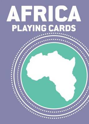 Picture of Africa playing cards