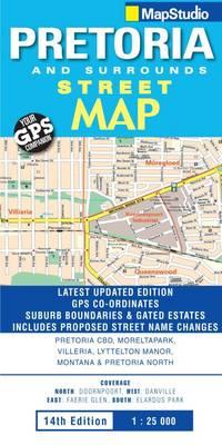 Picture of Pretoria street map
