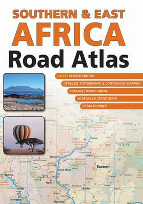Picture of Southern & East Africa road atlas