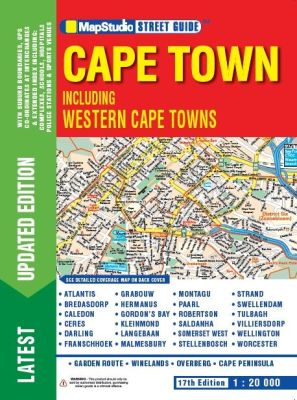 Picture of Cape Town street guide