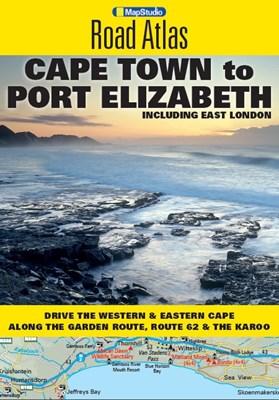 Picture of Road atlas Cape Town to Port Elizabeth