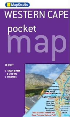 Picture of Pocket map Western Cape
