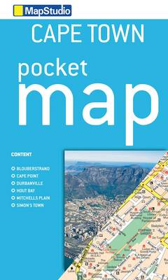 Picture of Pocket Map Cape Town