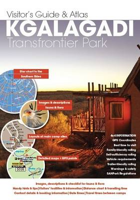 Picture of Visitor's guide Kgalagadi Transfrontier Park