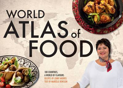 Picture of World atlas of food