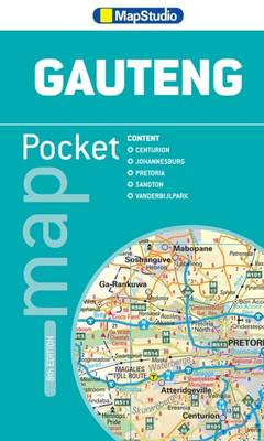 Picture of Pocket map Gauteng