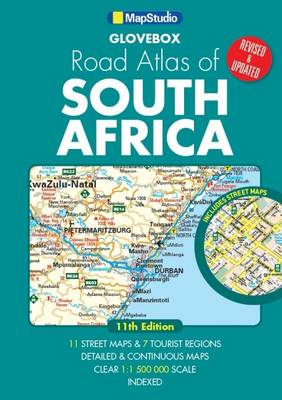Picture of Glovebox road atlas of South Africa