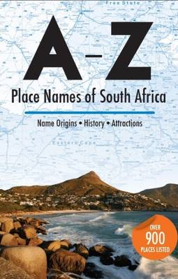 Picture of A-Z places names of South Africa