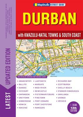 Picture of Street guide - Durban