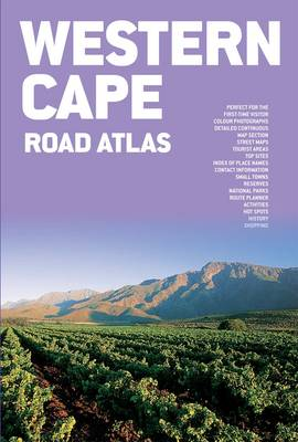 Picture of Road atlas - Western Cape