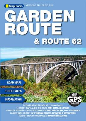 Picture of VisitorÆs guide - Garden Route and Route 62
