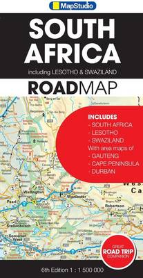 Picture of Road map - South Africa